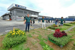 Scania Regional Product Centre Port Klang_Malaysia_Sustainability