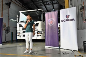 Marie Sjodin Enstrom_Managing Director_Scania Southeast Asia