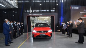 Proton X50_Roll Off Production Line