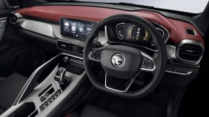Proton X50_Steering Wheel_Cockpit_Centre Console_Dashboard