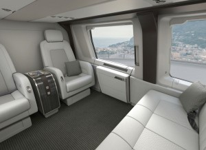 Airbus Helicopters ACH160 Cabin