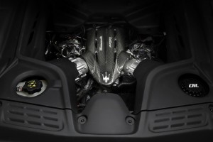 Maserati MC20_Nettuno V6 Engine