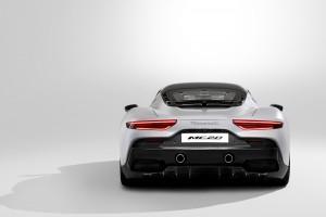 Maserati MC20_Rear View