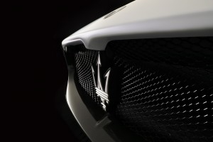 Maserati MC20_Front Grille_Trident_Badge
