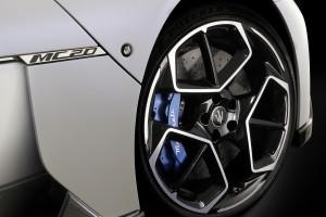 Maserati MC20_Front Wheel_Brake_Caliper