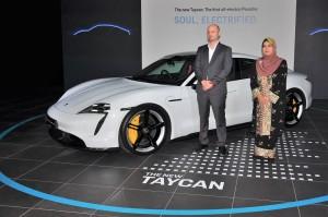 Porsche Taycan_Launch