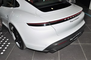 Porsche Taycan_Rear_Tail Lights