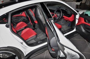 Porsche Taycan_Interior_Seats