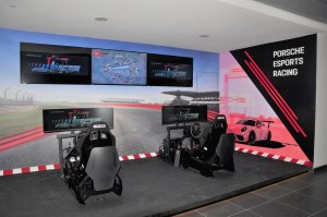 Porsche Esports Racing Simulators