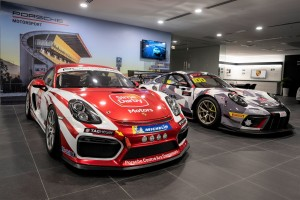 Porsche Centre_Motorsports Zone_Racing Cars