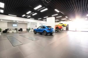 Porsche_Service Centre_Aftersales Reception Area