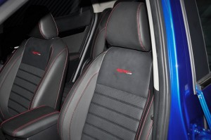 Kia Seltos_GT Line_Front Seats