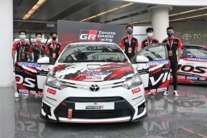 Toyota Gazoo Racing Young Talent Development Program_UMW Toyota Motor