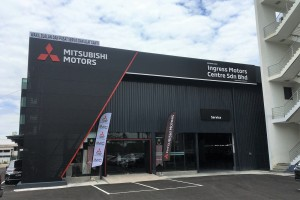 Mitsubishi Motors 3S_Ingress Motors Centre_Petaling Jaya