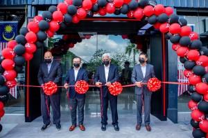 Mitsubishi Motors 3S Centre_Ingress Motors Centre_Official Opening