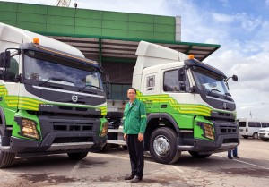 Air-Marine Cargo Agency_Robert Chiew_Volvo FMX