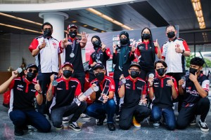 Toyota GR Velocity Esports_GAZOO Racing_Celebrities