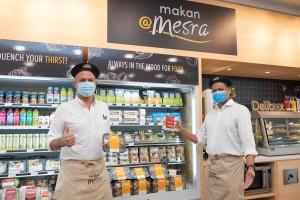Makan@Mesra_Kedai Mesra Petronas_Eatery_Convenience Store