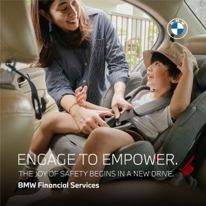 BMW Group Financial Services Malaysia_Child Safety Seats_CSR