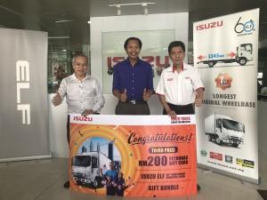 3rd Prize Winner