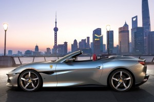 Ferrari Portofino M_Side View