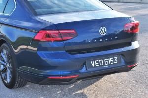 Volkswagen Passat_Tail Lights