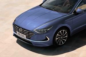 Hyundai Sonata_Sensuous Sportiness_Headlights_Grille