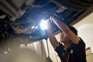 Volkswagen Technician_Vehicle Inspection