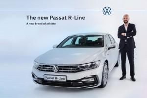 Volkswagen Passat R-Line_Erik Winter_Managing Director_VPCM