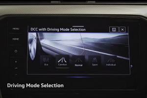 Volkswagen_DCC_Driving Mode