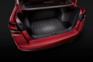 Nissan Almera Turbo_Trunk Tray_Optional