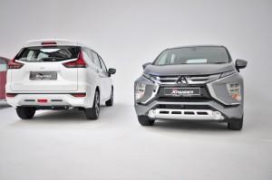 Mitsubishi XPANDER_Front_Rear