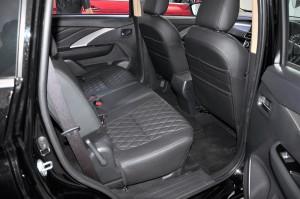 Mitsubishi XPANDER_2nd Row Seats