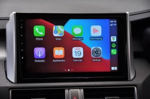 9-inch Infotainment Touchscreen_Apple CarPlay