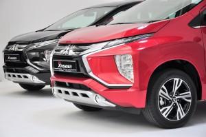 Mitsubishi XPANDER_Front