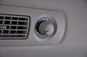 Rear Air Vent_Blower Fan Control