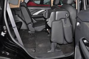 Mitsubishi XPANDER_2nd Row_One Touch Tumble Fold Seat