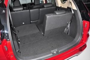 Mitsubishi XPANDER_3rd Row Seat_Cargo Space