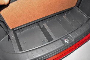 Mitsubishi XPANDER_Boot_Under Floor Storage