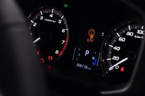 Mitsubishi XPANDER_Multi Info Display_Meter Cluster