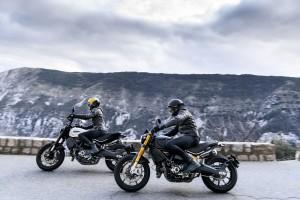 Ducati 1100 PRO and 1100 Sport PRO