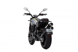 Ducati Scrambler 1100 Pro_Rear