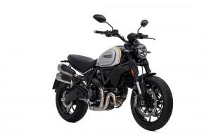 Ducati Scrambler 1100 Pro_Front
