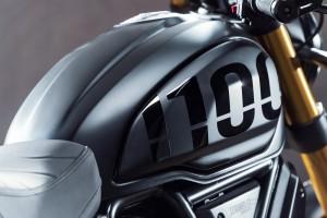 Ducati Scrambler 1100 Sport Pro_Fuel Tank