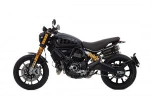 Ducati Scrambler 1100 Sport Pro_Left Side