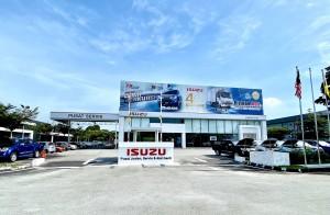 Isuzu 3S Dealer_GB Motors_Goh Brothers Group