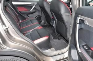 Proton X50_Rear Seats