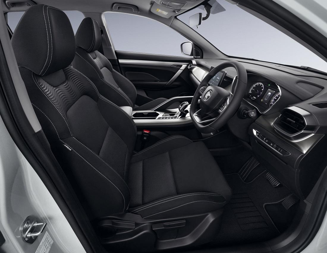 Proton X50_1.5 Standard_Fabric Seat Upholstery