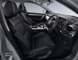 Proton X50_1.5 Executive_Leatherette Seat Upholstery