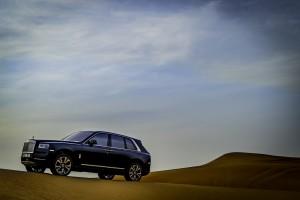 Rolls-Royce Cullinan_Sapphire Black_Arabian Desert